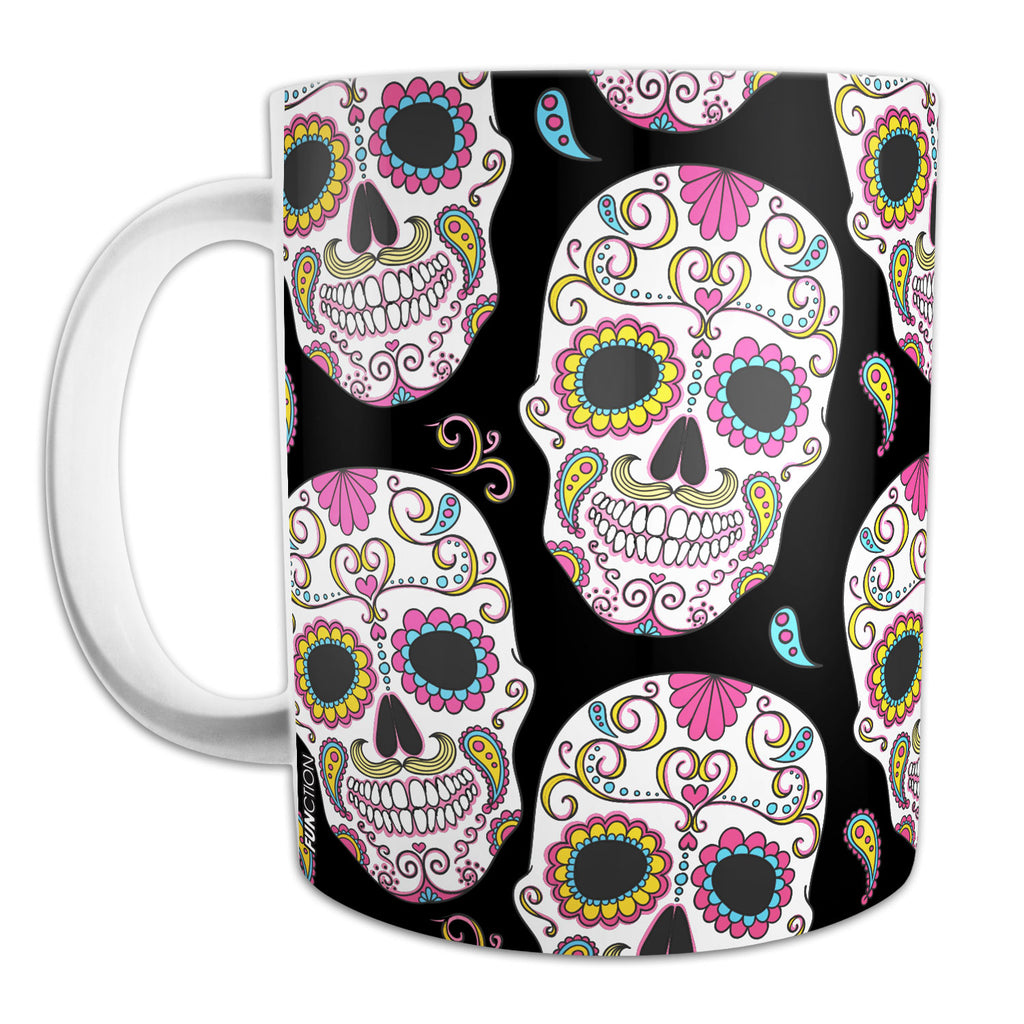 Function - Candy Sugar Skulls 11 oz Coffee Mug