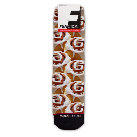 Function - Cinnamon Buns Fashion Sock