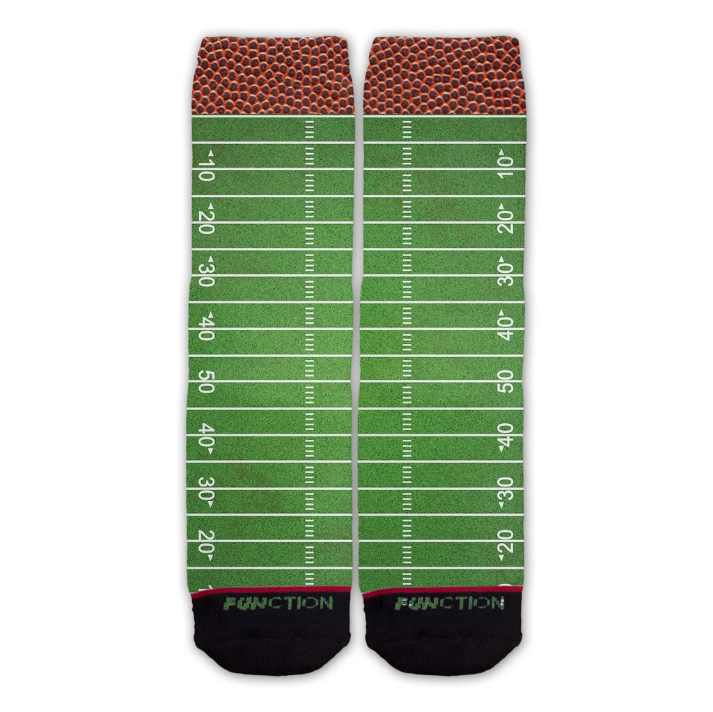Function - Football Field Fashion Sock