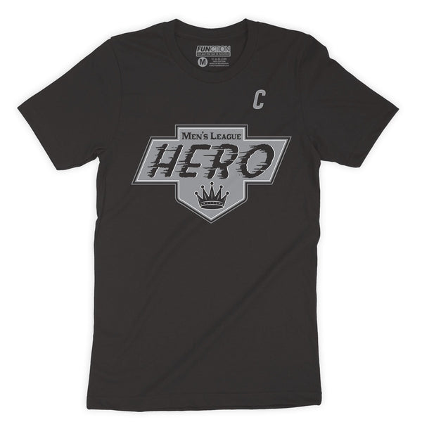Function -  Mens League Hero Men's Fashion T-Shirt