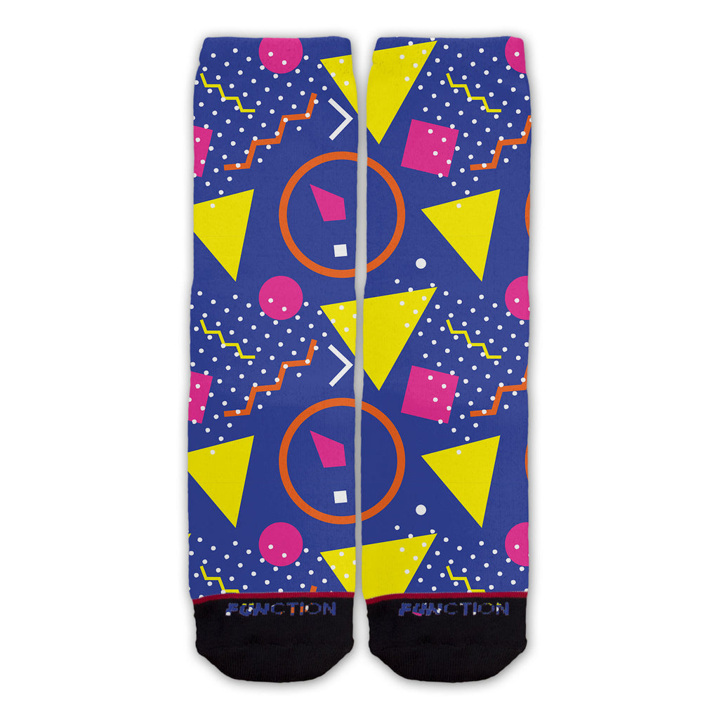 Function - Party Time 80's Fashion Socks