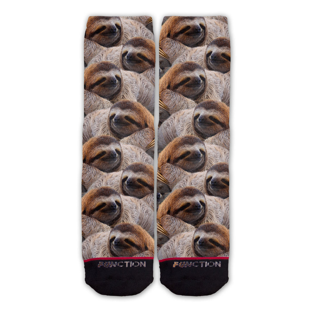 Function - Sleeping Sloths Fashion Socks