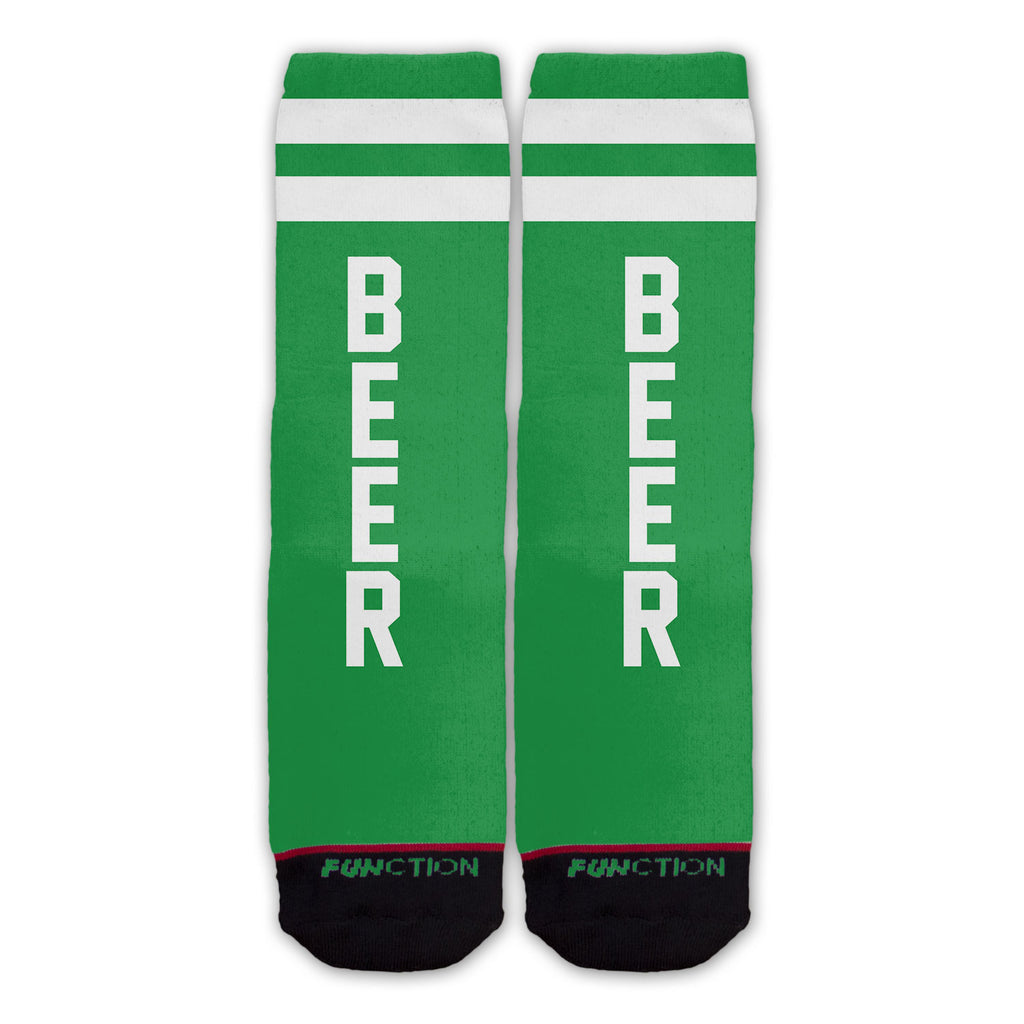Function - Beer Stripes Fashion Sock