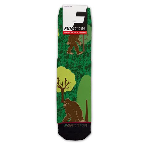 Function - Big Foot Fashion Sock