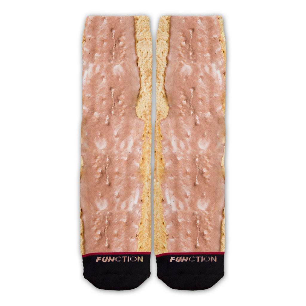 Function - Brown Sugar Pop Pastry Fashion Sock