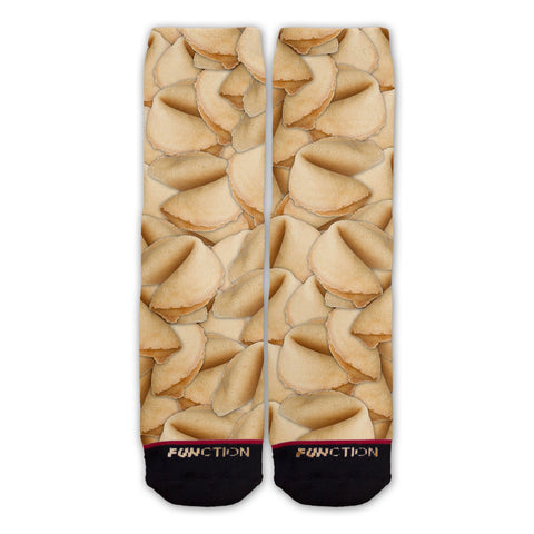 Function - Fortune Cookie Fashion Sock