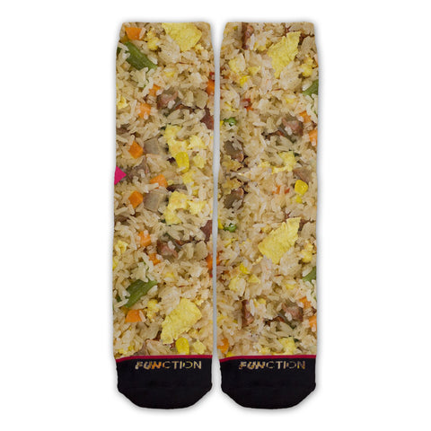 Function - Fried Rice Fashion Sock