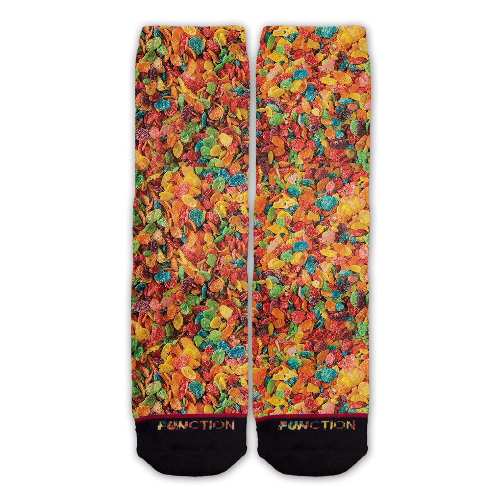 Function - Fruity Cereal Fashion Socks