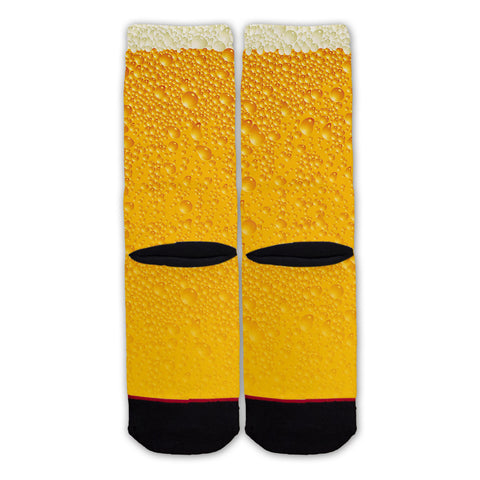 Function - Fun 45 40 oz Beer Fashion Socks