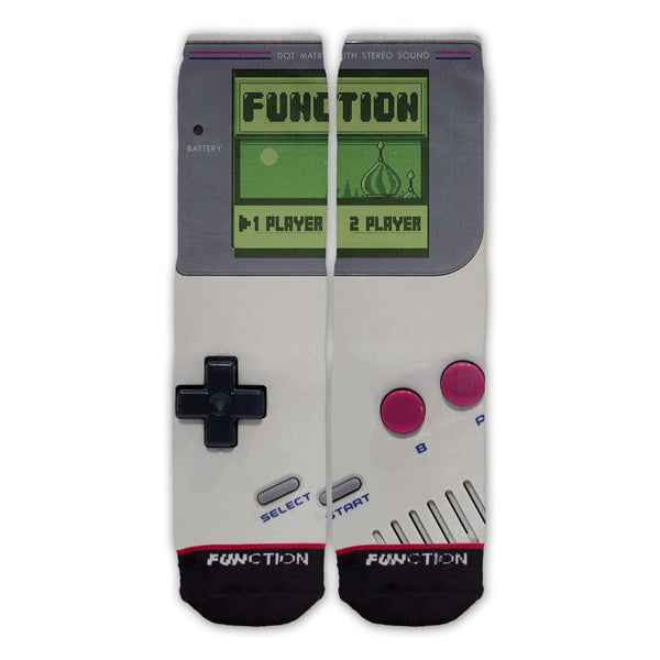Function - Gameboy Fashion Socks