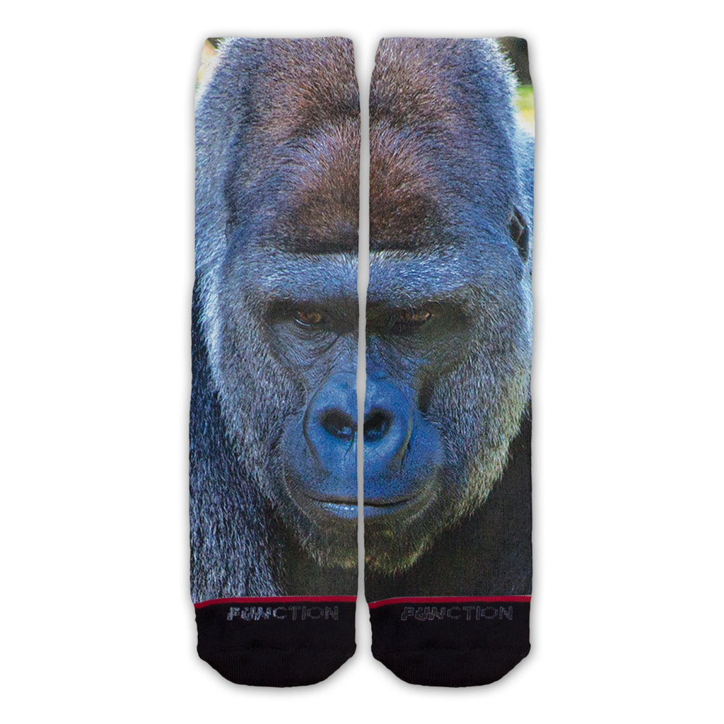 Function - Gorilla Face Fashion Socks
