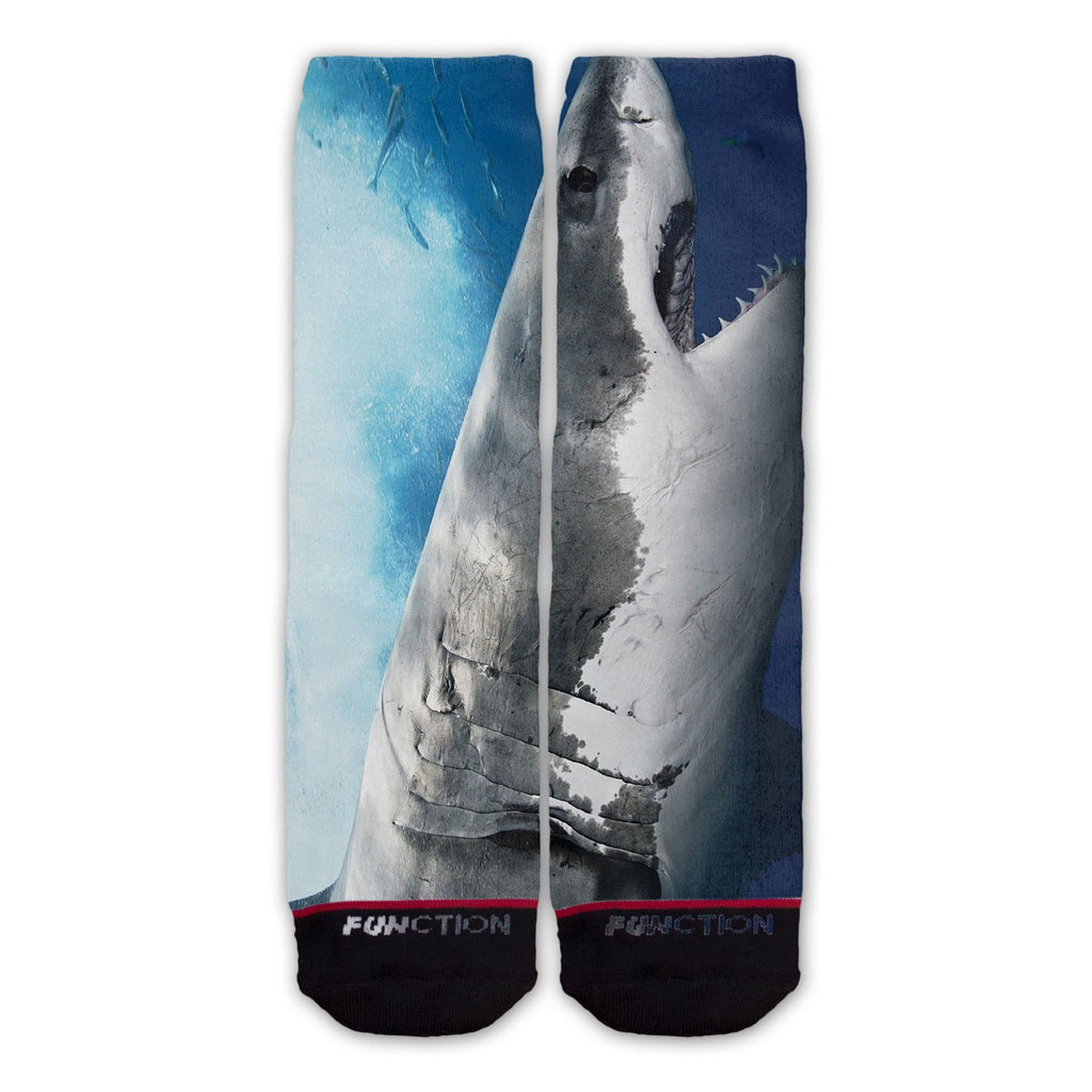 Function - Great White Shark Fashion Sock