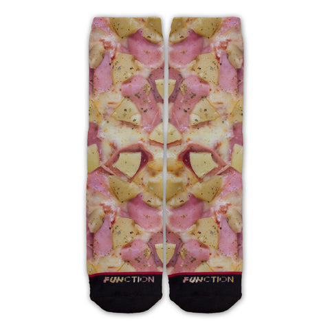 Function - Hawaiin Pizza Fashion Socks