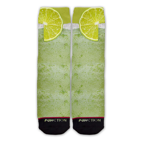 Function - Lime Margarita Fashion Socks