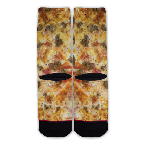 Function - Meatball Pizza Fashion Socks