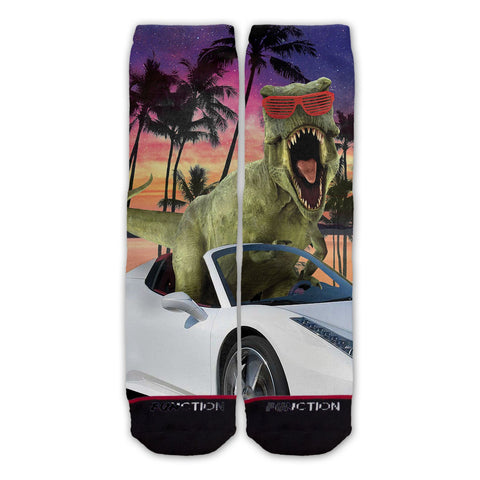 Function - Miami T-Rex Fashion Socks