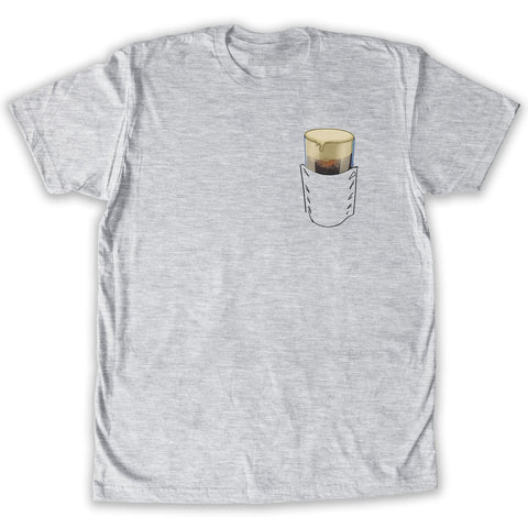 Function St. Patrick's Day Faux Pocket Stout T-Shirt
