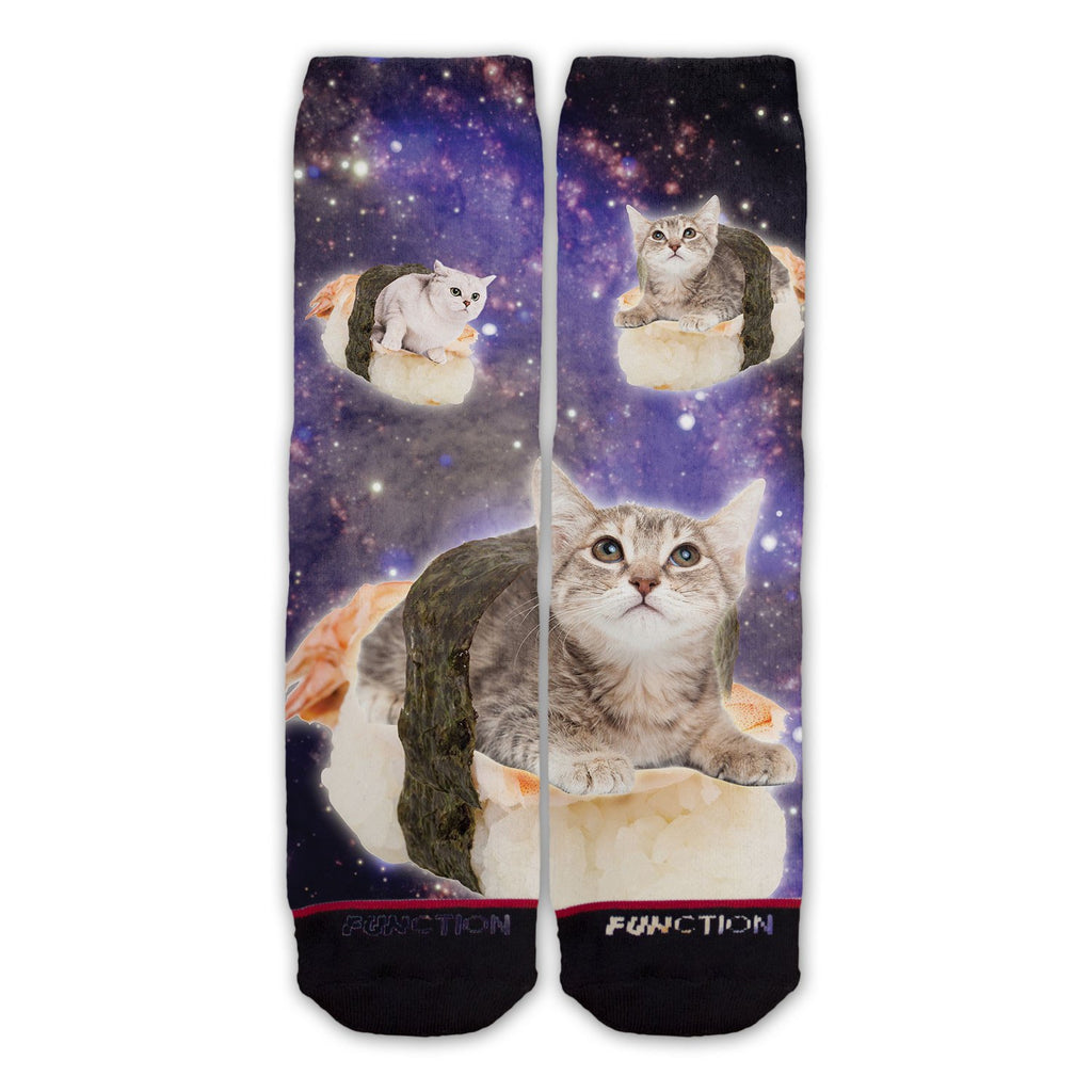 Function - Sushi Cat Fashion Socks
