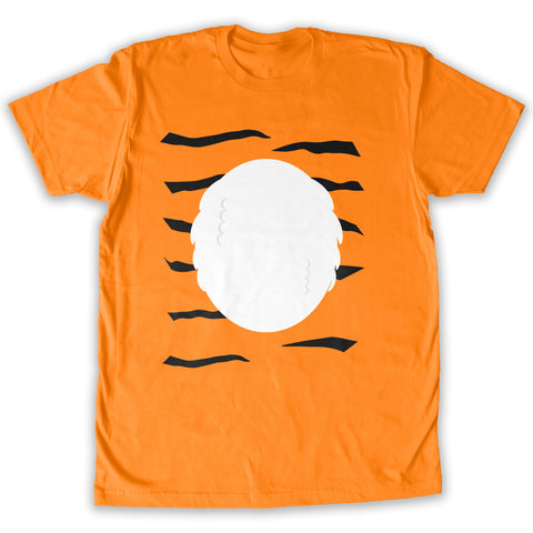 Function -  Halloween Tiger Costume Men's Fashion T-Shirt