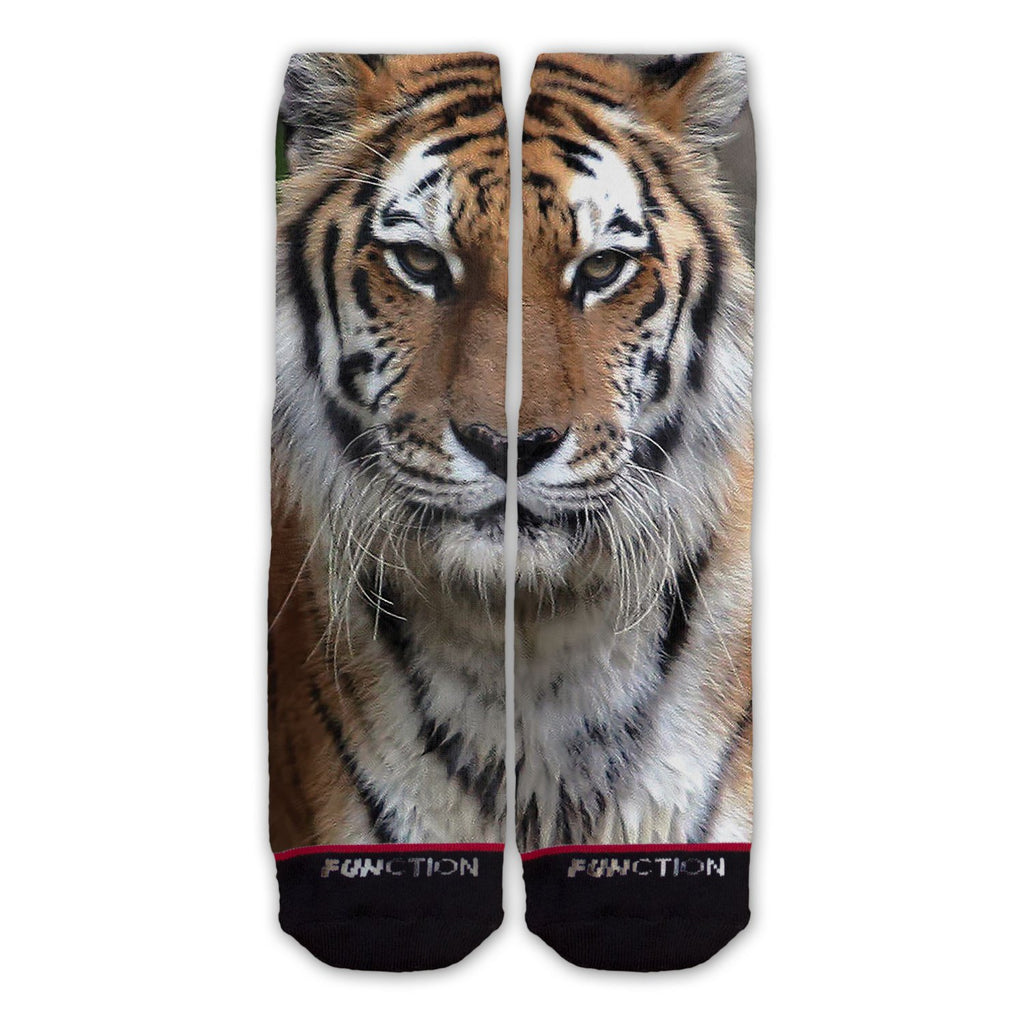 Function - Tiger Face Fashion Socks