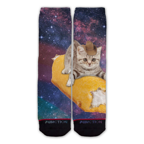 Function - Twinkie Cowboy Fashion Socks