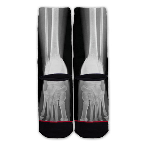 Function - X-Ray Foot Fashion Sock