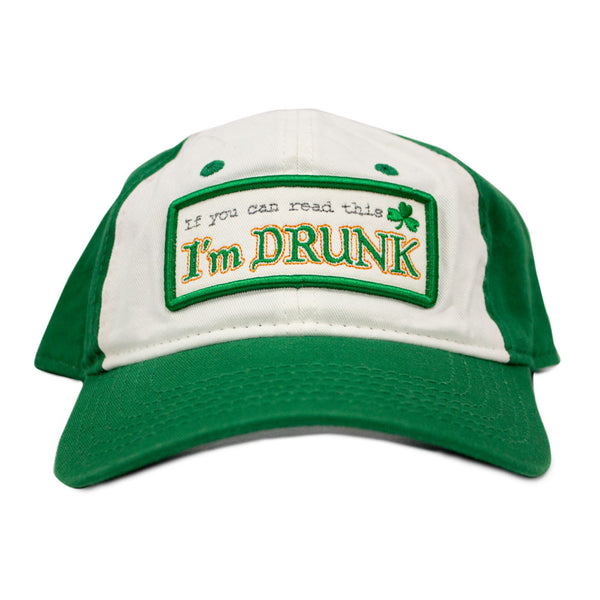 Function - St. Patrick's Day I'm Drunk Snapback Hat