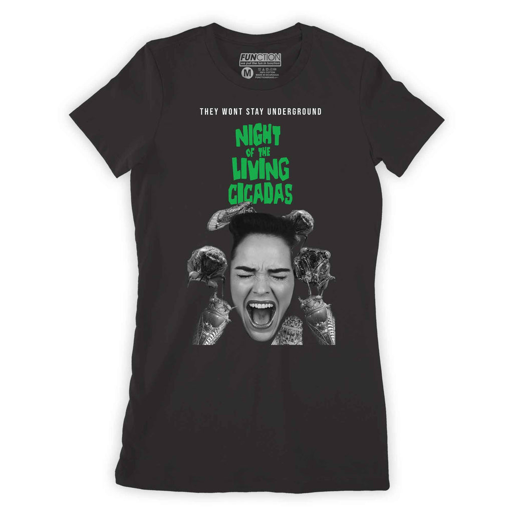 Function - Night of the Living Cicada Women's T-Shirt 2020