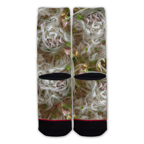 Function - Pho Vietnamese Noodle Soup Fashion Socks