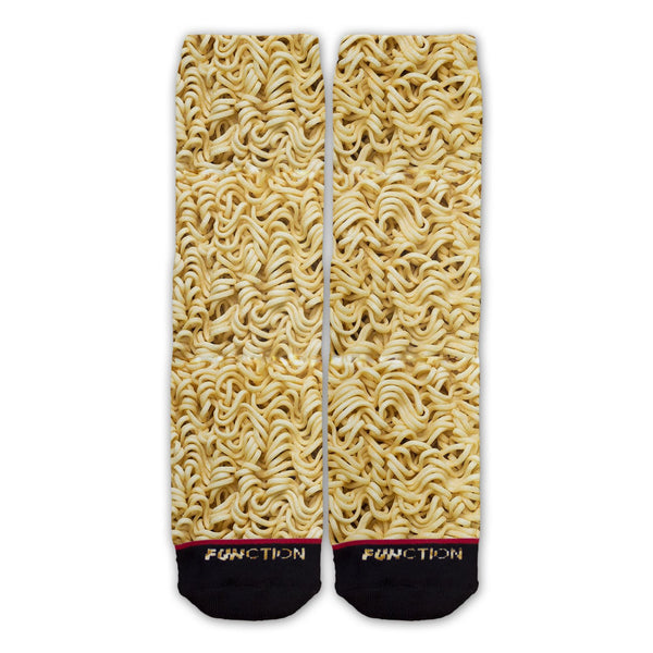 Function - Realistic Ramen Noodles Fashion Socks
