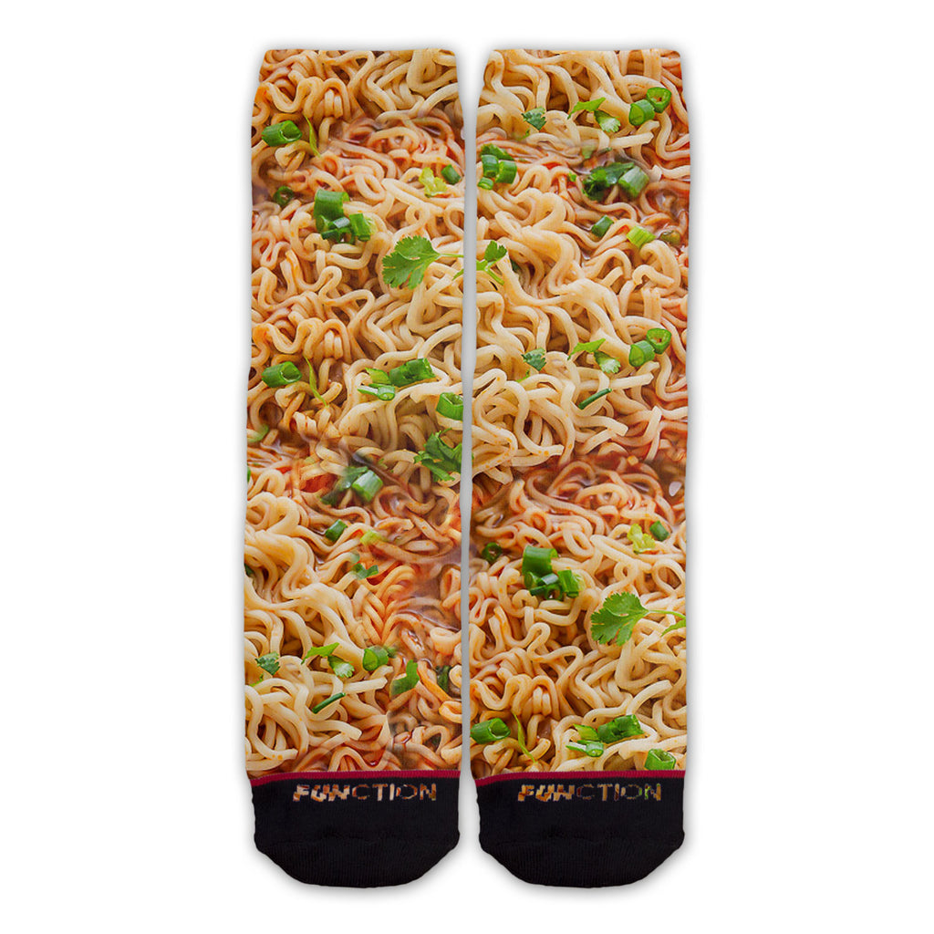 Function - Spicy Ramen Noodles Soup Fashion Socks