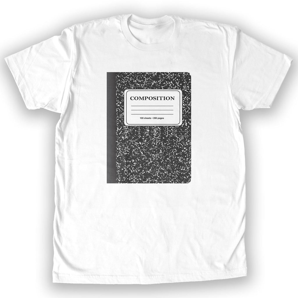 Function - Composition Notebook Men's Fashion T-Shirt