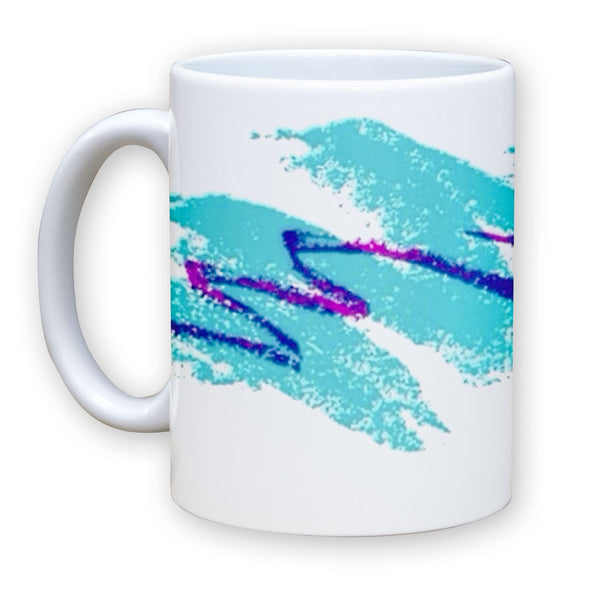 Function - 90's Cup Pattern 11 oz Coffee Mug