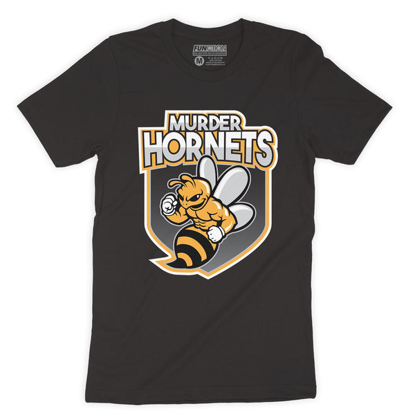 Function - Murder Hornets Team Logo T-Shirt