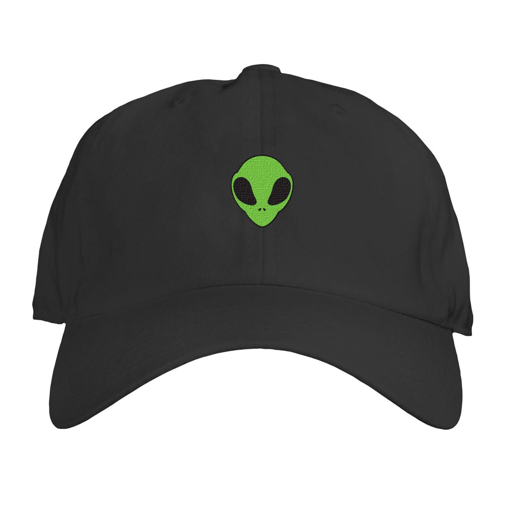 Function - Alien Head Dad Hat