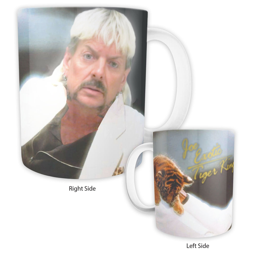 Function - Exotic Thriller Ceramic Coffee Mug Cup