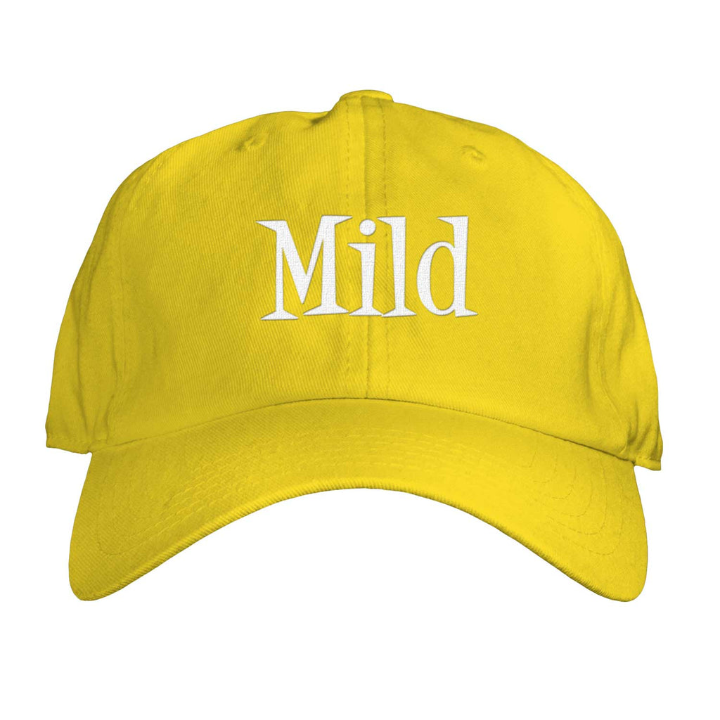 Function - Mild Sauce Costume Yellow Dad Hat