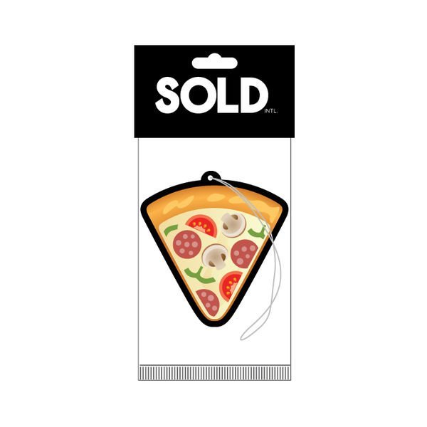 Sold - PIZZA AIR FRESHENER