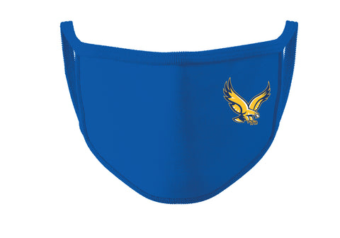 Wahlert Golden Eagles Eagle Face Mask