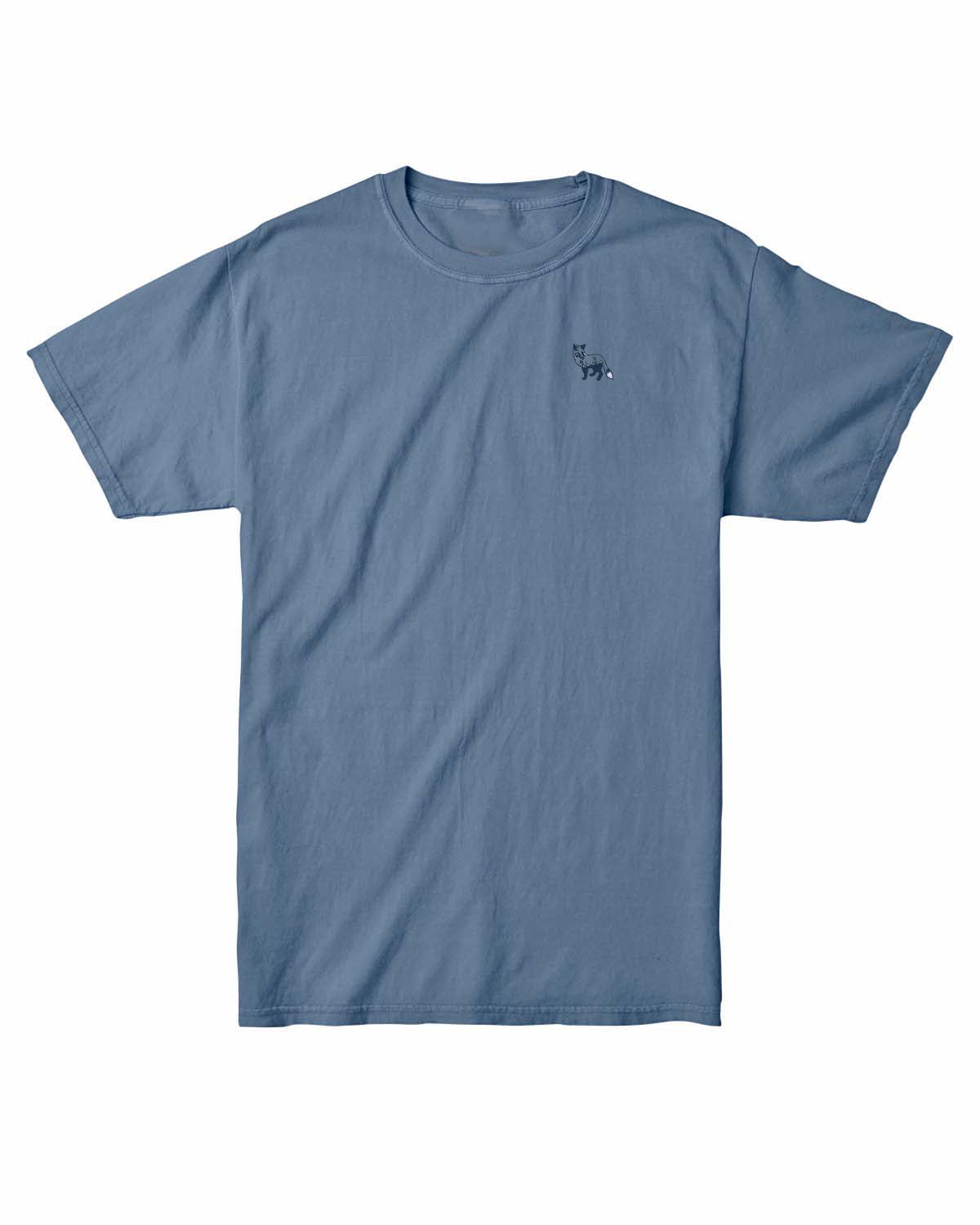 Charlee Tee - Washed Blue
