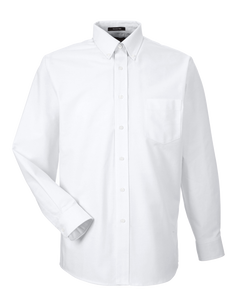 The Everyday Oxford in White