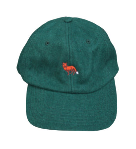 Charlee Hat Wool - Hunter