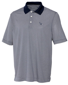 Charlee Polo - Navy Stripe