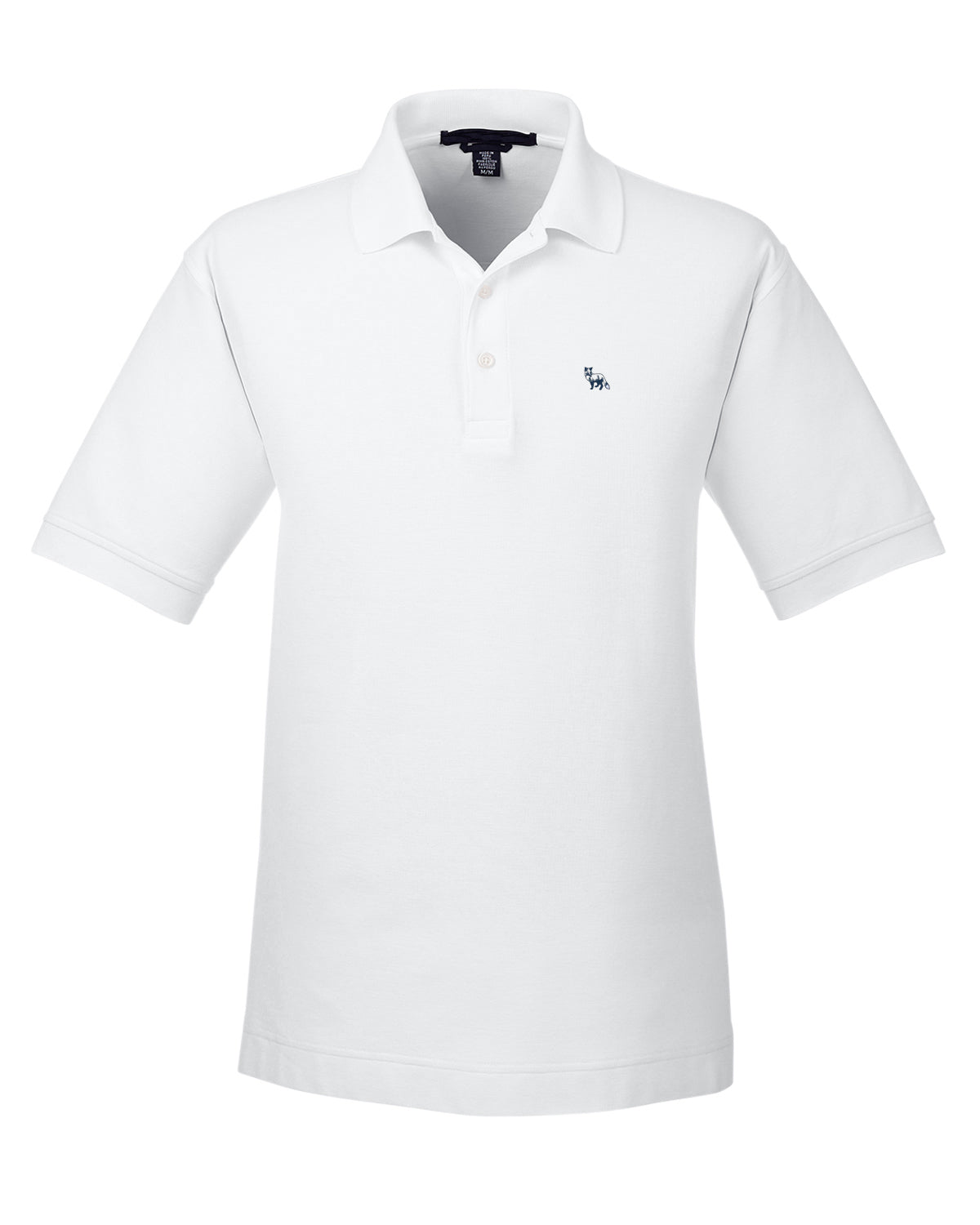 Charlee Polo - White