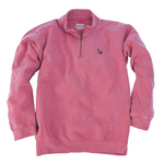 1/4 Zip Pullover - ACK Red