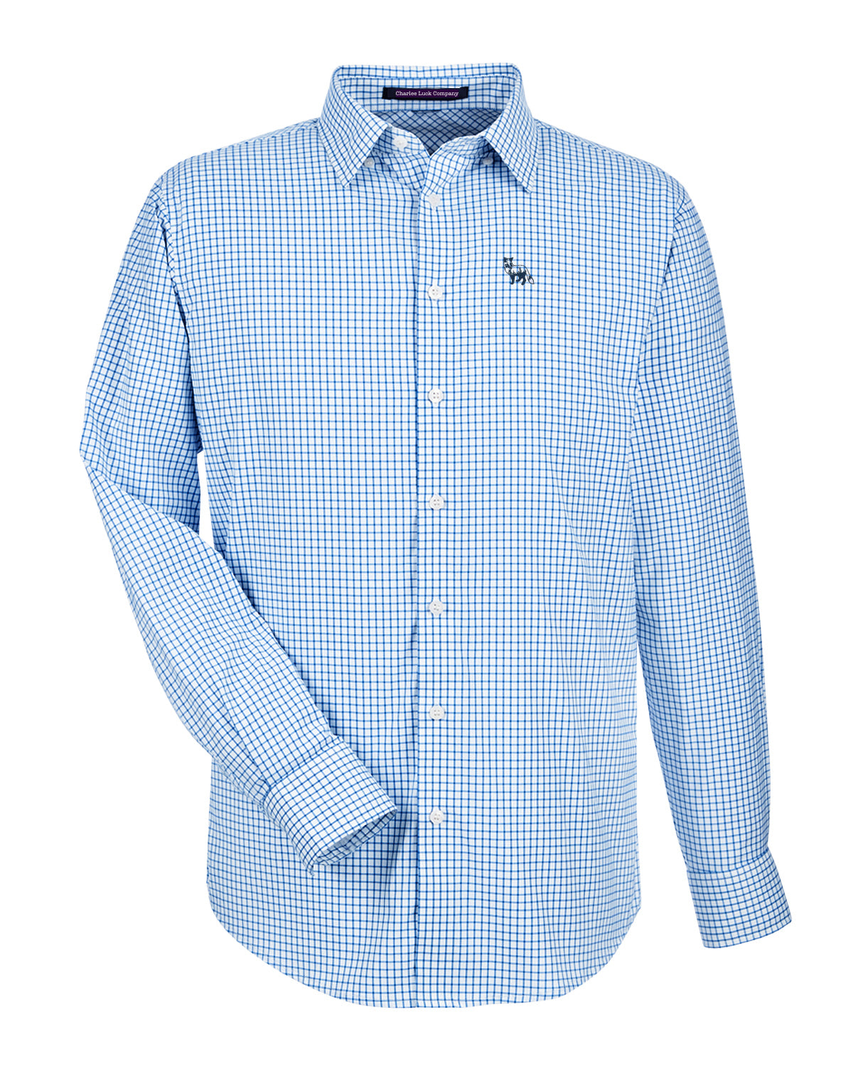 The Sport Button Down Blue