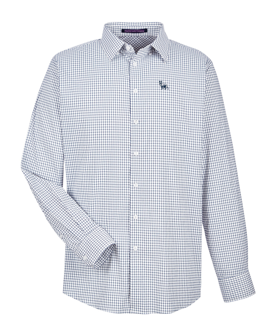 The Sport Button Down Navy