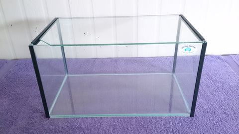 "~GLASS AQUARIUM 18x10x10""~"