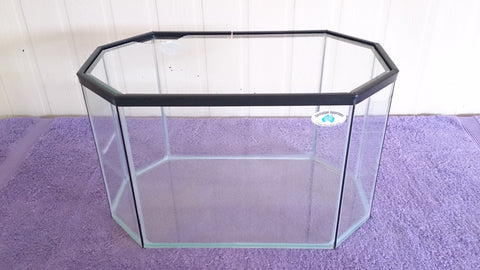 ~AQUARIUM LONG OCTAGONAL 2 SIZES~