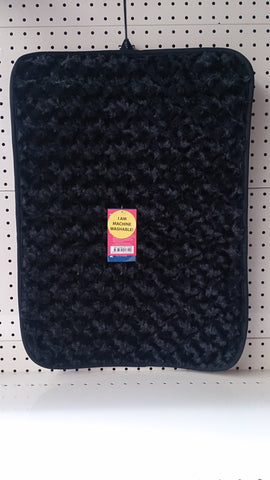 ~DOG BEDS QUILTED PLUSH MATS 5 SIZES~